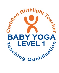 logo Birthlight Baby Yoga Level 1